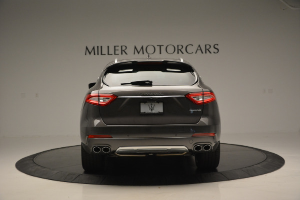 Used 2017 Maserati Levante Ex Service Loaner for sale Sold at Maserati of Greenwich in Greenwich CT 06830 6