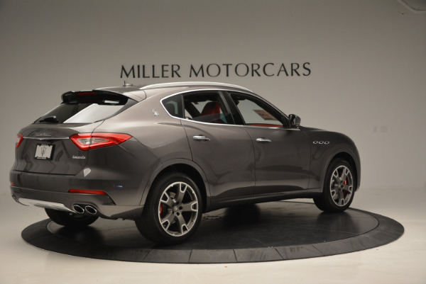 Used 2017 Maserati Levante Ex Service Loaner for sale Sold at Maserati of Greenwich in Greenwich CT 06830 8
