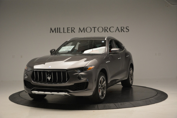 Used 2017 Maserati Levante Ex Service Loaner for sale Sold at Maserati of Greenwich in Greenwich CT 06830 1