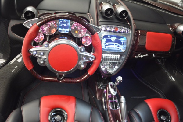 Used 2014 Pagani Huyara for sale Sold at Maserati of Greenwich in Greenwich CT 06830 12