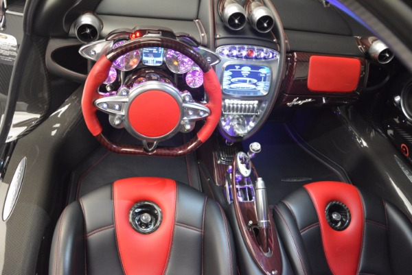 Used 2014 Pagani Huyara for sale Sold at Maserati of Greenwich in Greenwich CT 06830 13