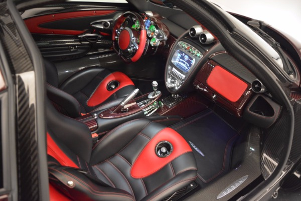 Used 2014 Pagani Huyara for sale Sold at Maserati of Greenwich in Greenwich CT 06830 14