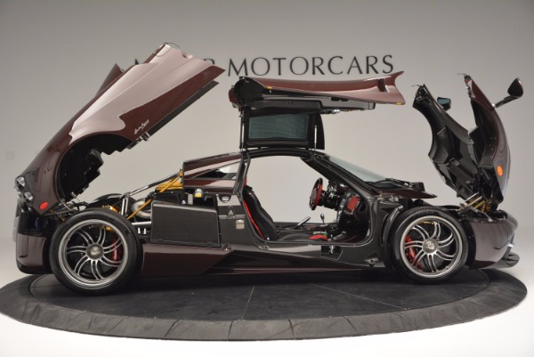 Used 2014 Pagani Huyara for sale Sold at Maserati of Greenwich in Greenwich CT 06830 17
