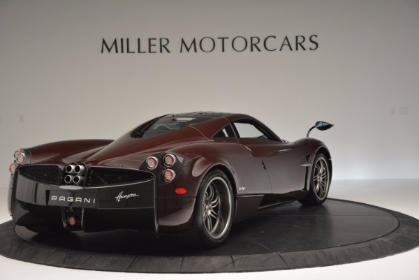 Used 2014 Pagani Huyara for sale Sold at Maserati of Greenwich in Greenwich CT 06830 6