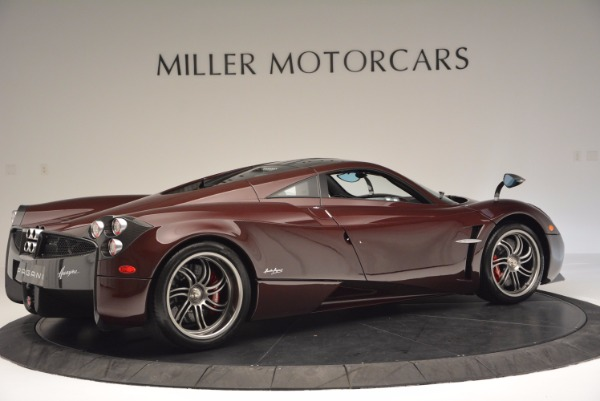 Used 2014 Pagani Huyara for sale Sold at Maserati of Greenwich in Greenwich CT 06830 7