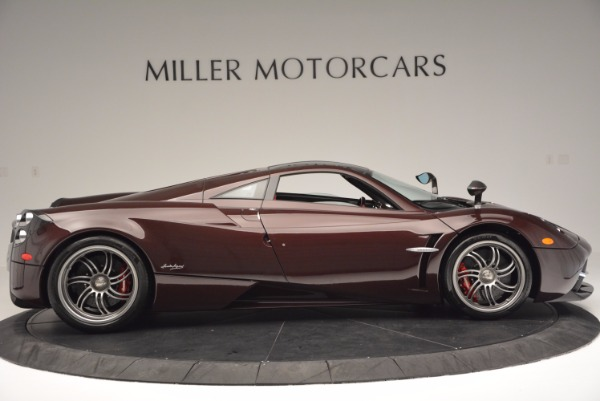 Used 2014 Pagani Huyara for sale Sold at Maserati of Greenwich in Greenwich CT 06830 8