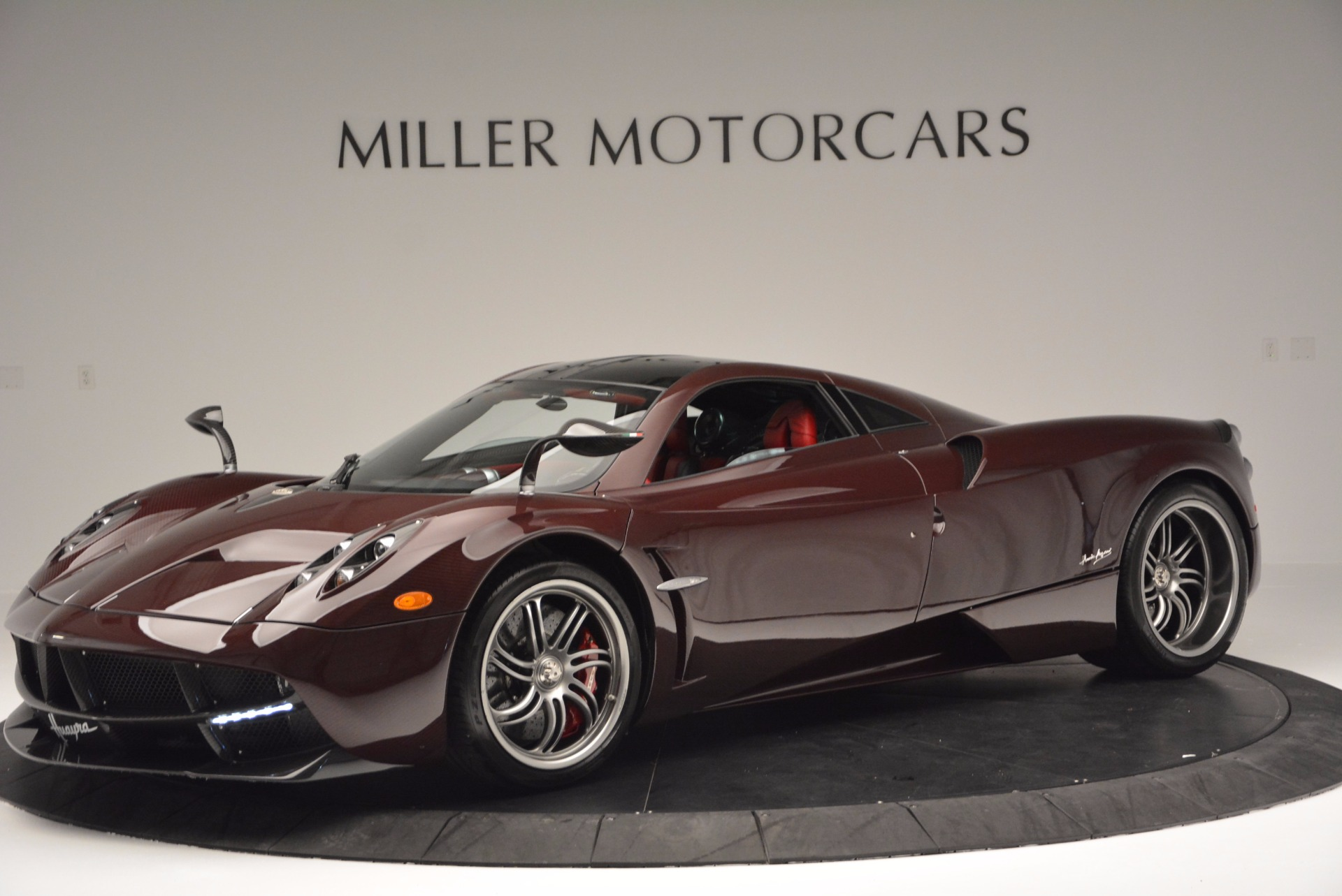 Used 2014 Pagani Huyara for sale Sold at Maserati of Greenwich in Greenwich CT 06830 1