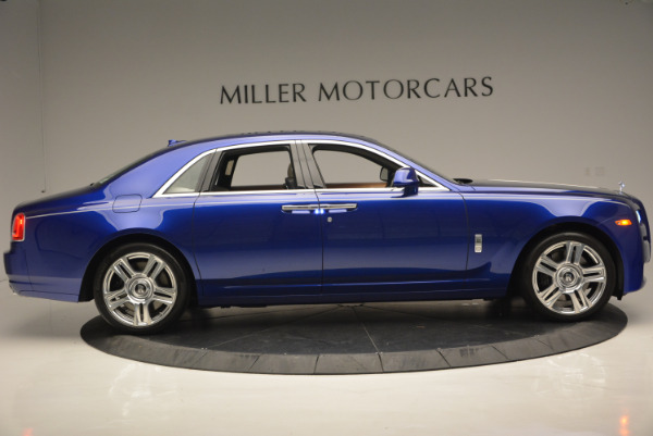 Used 2016 ROLLS-ROYCE GHOST SERIES II for sale Sold at Maserati of Greenwich in Greenwich CT 06830 10