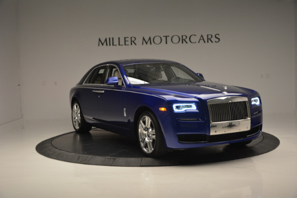 Used 2016 ROLLS-ROYCE GHOST SERIES II for sale Sold at Maserati of Greenwich in Greenwich CT 06830 13