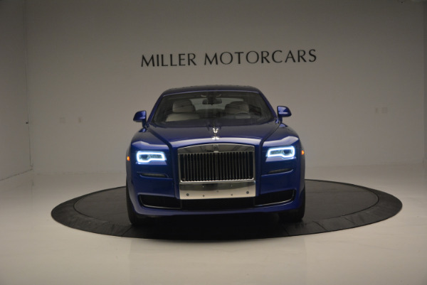 Used 2016 ROLLS-ROYCE GHOST SERIES II for sale Sold at Maserati of Greenwich in Greenwich CT 06830 14
