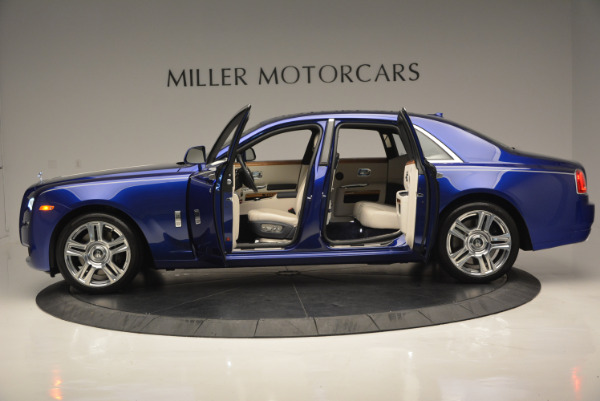 Used 2016 ROLLS-ROYCE GHOST SERIES II for sale Sold at Maserati of Greenwich in Greenwich CT 06830 16
