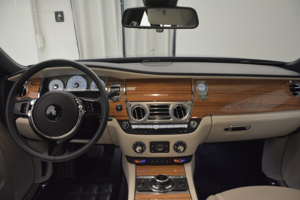 Used 2016 ROLLS-ROYCE GHOST SERIES II for sale Sold at Maserati of Greenwich in Greenwich CT 06830 24