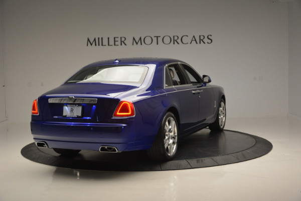 Used 2016 ROLLS-ROYCE GHOST SERIES II for sale Sold at Maserati of Greenwich in Greenwich CT 06830 8