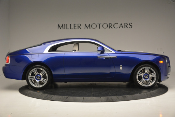 Used 2016 Rolls-Royce Wraith for sale Sold at Maserati of Greenwich in Greenwich CT 06830 10