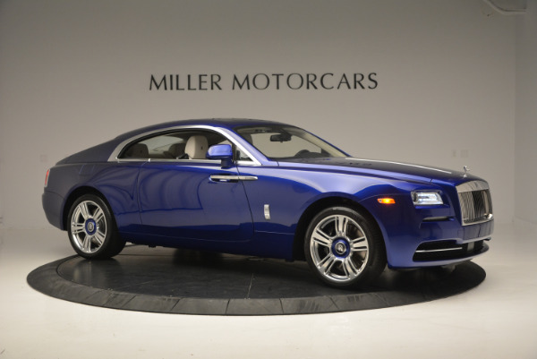 Used 2016 Rolls-Royce Wraith for sale Sold at Maserati of Greenwich in Greenwich CT 06830 11