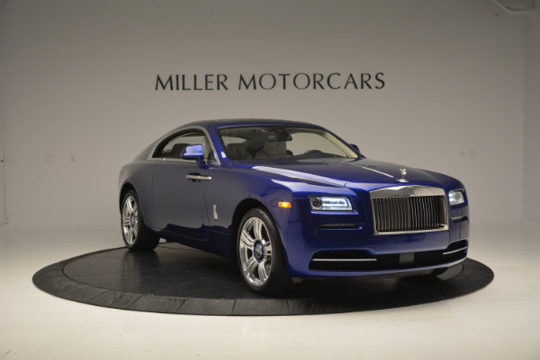 Used 2016 Rolls-Royce Wraith for sale Sold at Maserati of Greenwich in Greenwich CT 06830 12