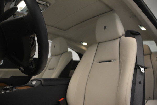 Used 2016 Rolls-Royce Wraith for sale Sold at Maserati of Greenwich in Greenwich CT 06830 19