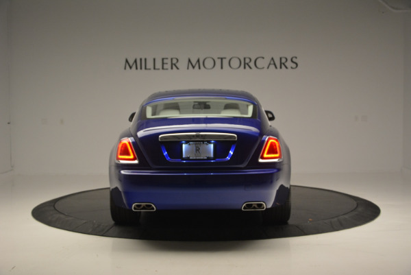 Used 2016 Rolls-Royce Wraith for sale Sold at Maserati of Greenwich in Greenwich CT 06830 7