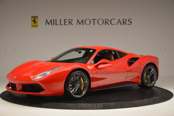 Used 2016 Ferrari 488 GTB for sale Sold at Maserati of Greenwich in Greenwich CT 06830 2