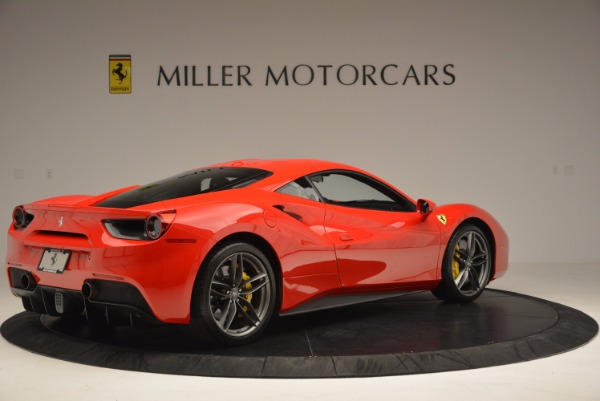 Used 2016 Ferrari 488 GTB for sale Sold at Maserati of Greenwich in Greenwich CT 06830 8