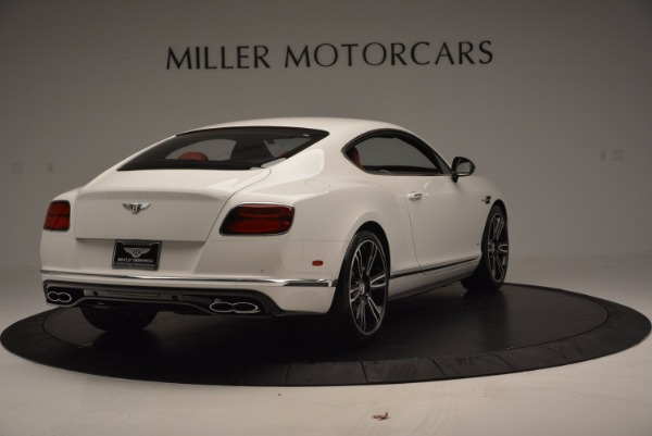 New 2017 Bentley Continental GT V8 S for sale Sold at Maserati of Greenwich in Greenwich CT 06830 7