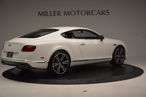 New 2017 Bentley Continental GT V8 S for sale Sold at Maserati of Greenwich in Greenwich CT 06830 8