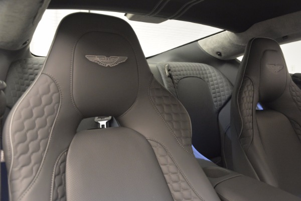 Used 2017 Aston Martin Vanquish Coupe for sale Sold at Maserati of Greenwich in Greenwich CT 06830 19