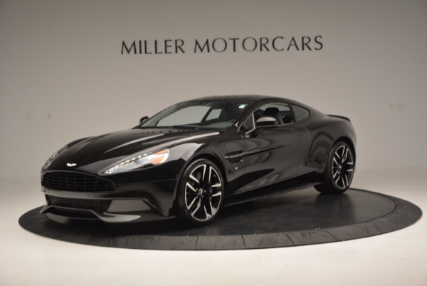 Used 2017 Aston Martin Vanquish Coupe for sale Sold at Maserati of Greenwich in Greenwich CT 06830 2