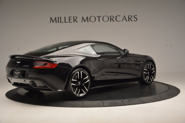 Used 2017 Aston Martin Vanquish Coupe for sale Sold at Maserati of Greenwich in Greenwich CT 06830 8
