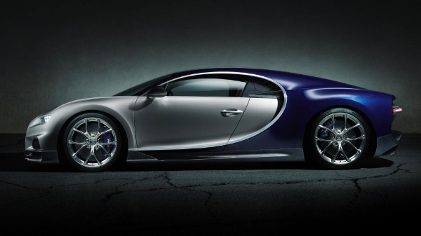 New 2020 Bugatti Chiron for sale Call for price at Maserati of Greenwich in Greenwich CT 06830 3