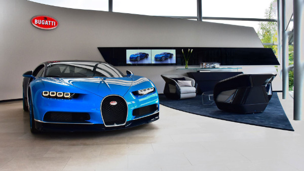 New 2020 Bugatti Chiron for sale Call for price at Maserati of Greenwich in Greenwich CT 06830 5