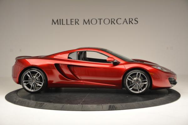 Used 2013 McLaren MP4-12C Base for sale Sold at Maserati of Greenwich in Greenwich CT 06830 18