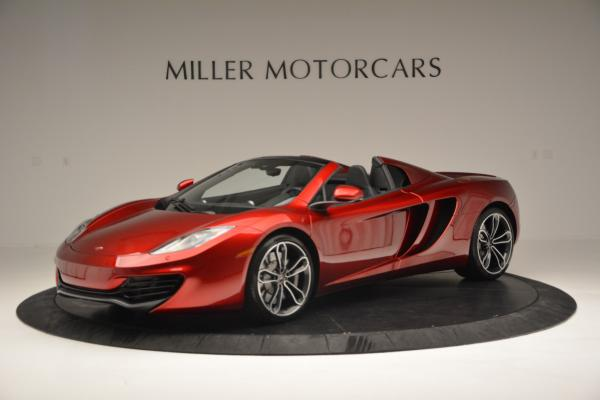 Used 2013 McLaren MP4-12C Base for sale Sold at Maserati of Greenwich in Greenwich CT 06830 2
