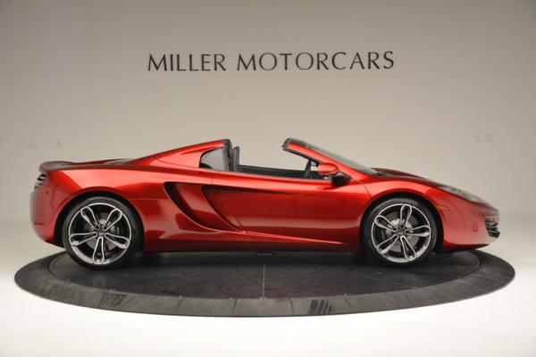 Used 2013 McLaren MP4-12C Base for sale Sold at Maserati of Greenwich in Greenwich CT 06830 9