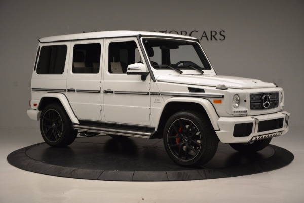 Used 2016 Mercedes Benz G-Class AMG G65 for sale Sold at Maserati of Greenwich in Greenwich CT 06830 10