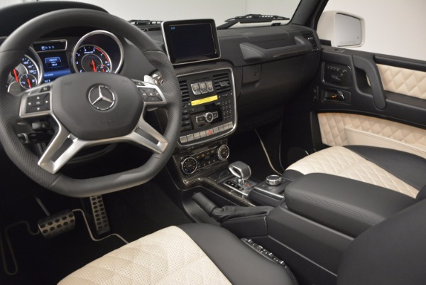 Used 2016 Mercedes Benz G-Class AMG G65 for sale Sold at Maserati of Greenwich in Greenwich CT 06830 15