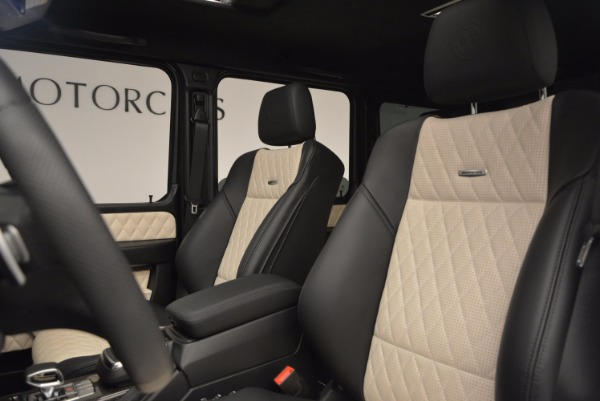 Used 2016 Mercedes Benz G-Class AMG G65 for sale Sold at Maserati of Greenwich in Greenwich CT 06830 17