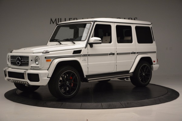 Used 2016 Mercedes Benz G-Class AMG G65 for sale Sold at Maserati of Greenwich in Greenwich CT 06830 2