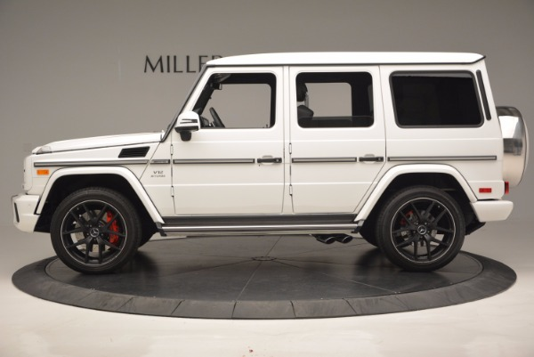 Used 2016 Mercedes Benz G-Class AMG G65 for sale Sold at Maserati of Greenwich in Greenwich CT 06830 3