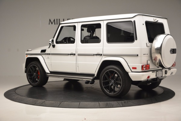 Used 2016 Mercedes Benz G-Class AMG G65 for sale Sold at Maserati of Greenwich in Greenwich CT 06830 4