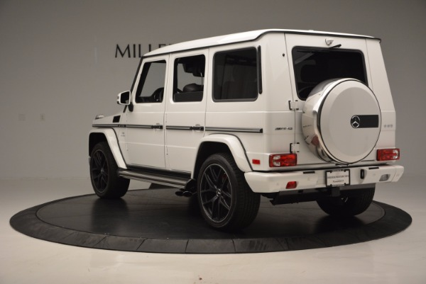 Used 2016 Mercedes Benz G-Class AMG G65 for sale Sold at Maserati of Greenwich in Greenwich CT 06830 5