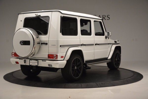 Used 2016 Mercedes Benz G-Class AMG G65 for sale Sold at Maserati of Greenwich in Greenwich CT 06830 7