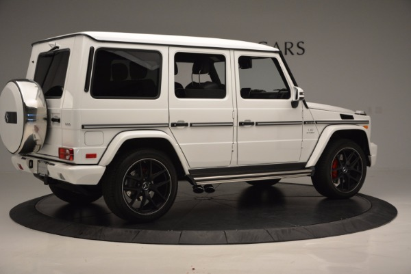 Used 2016 Mercedes Benz G-Class AMG G65 for sale Sold at Maserati of Greenwich in Greenwich CT 06830 8