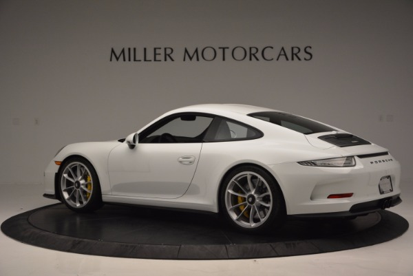 Used 2016 Porsche 911 R for sale Sold at Maserati of Greenwich in Greenwich CT 06830 4