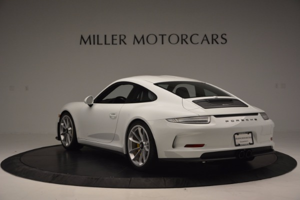 Used 2016 Porsche 911 R for sale Sold at Maserati of Greenwich in Greenwich CT 06830 5