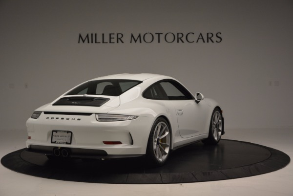 Used 2016 Porsche 911 R for sale Sold at Maserati of Greenwich in Greenwich CT 06830 7
