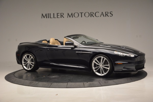 Used 2012 Aston Martin DBS Volante for sale Sold at Maserati of Greenwich in Greenwich CT 06830 10