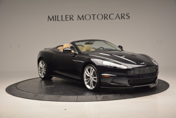 Used 2012 Aston Martin DBS Volante for sale Sold at Maserati of Greenwich in Greenwich CT 06830 11