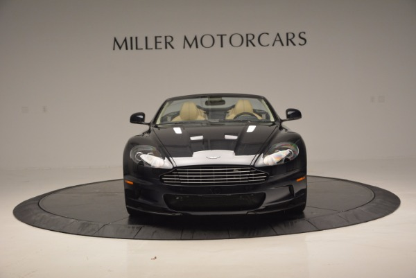 Used 2012 Aston Martin DBS Volante for sale Sold at Maserati of Greenwich in Greenwich CT 06830 12