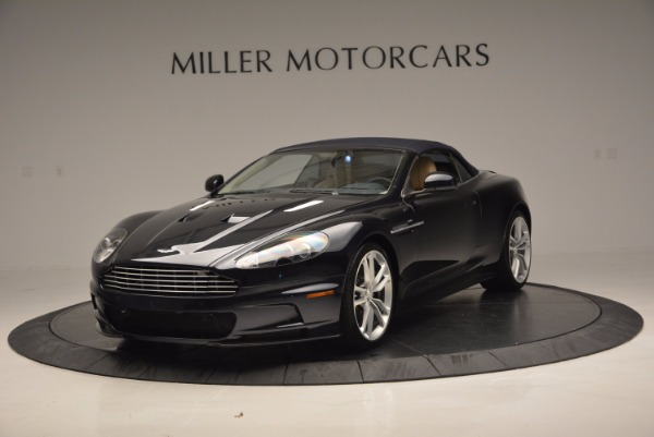 Used 2012 Aston Martin DBS Volante for sale Sold at Maserati of Greenwich in Greenwich CT 06830 13
